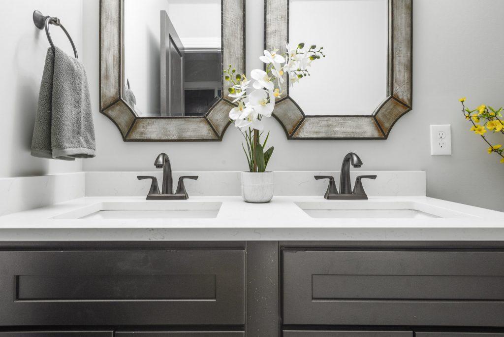 Bathroom Vanity New Home for Sale