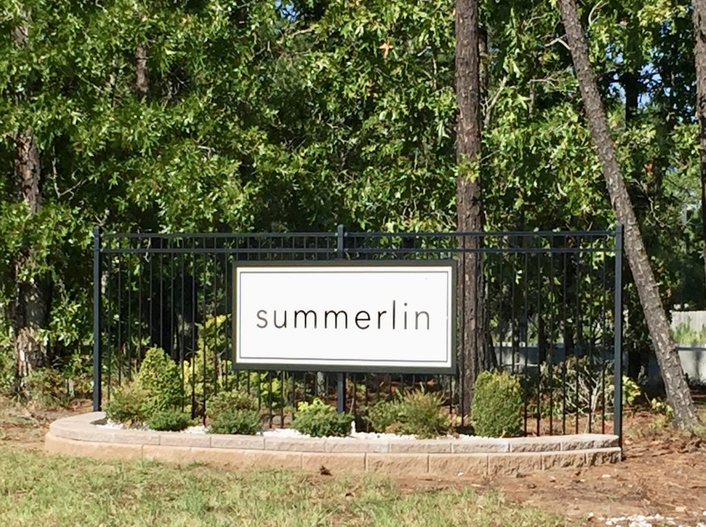 summerlin signage New Homes for Sale